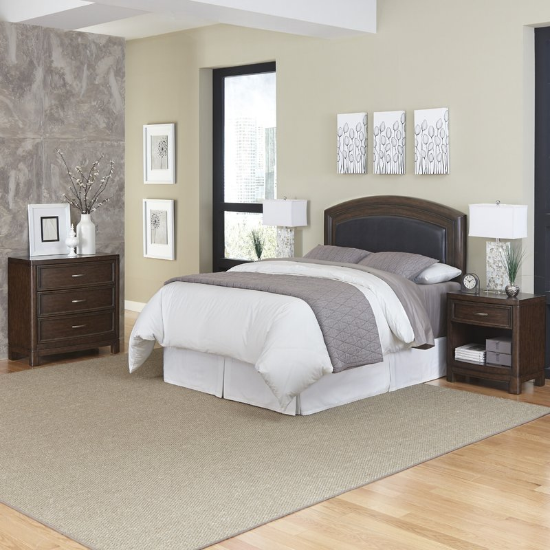 Best Home Styles Crescent Hill Panel 4 Piece Bedroom Set With Pictures