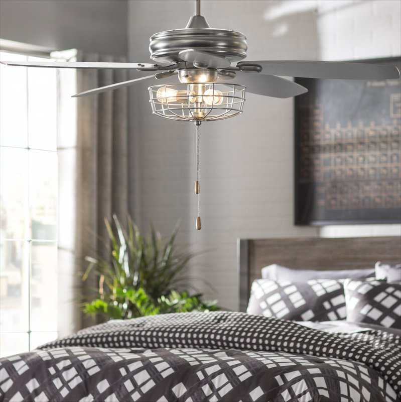 Best Trent Austin Design 52 Kyla 5 Blade Ceiling Fan Reviews With Pictures