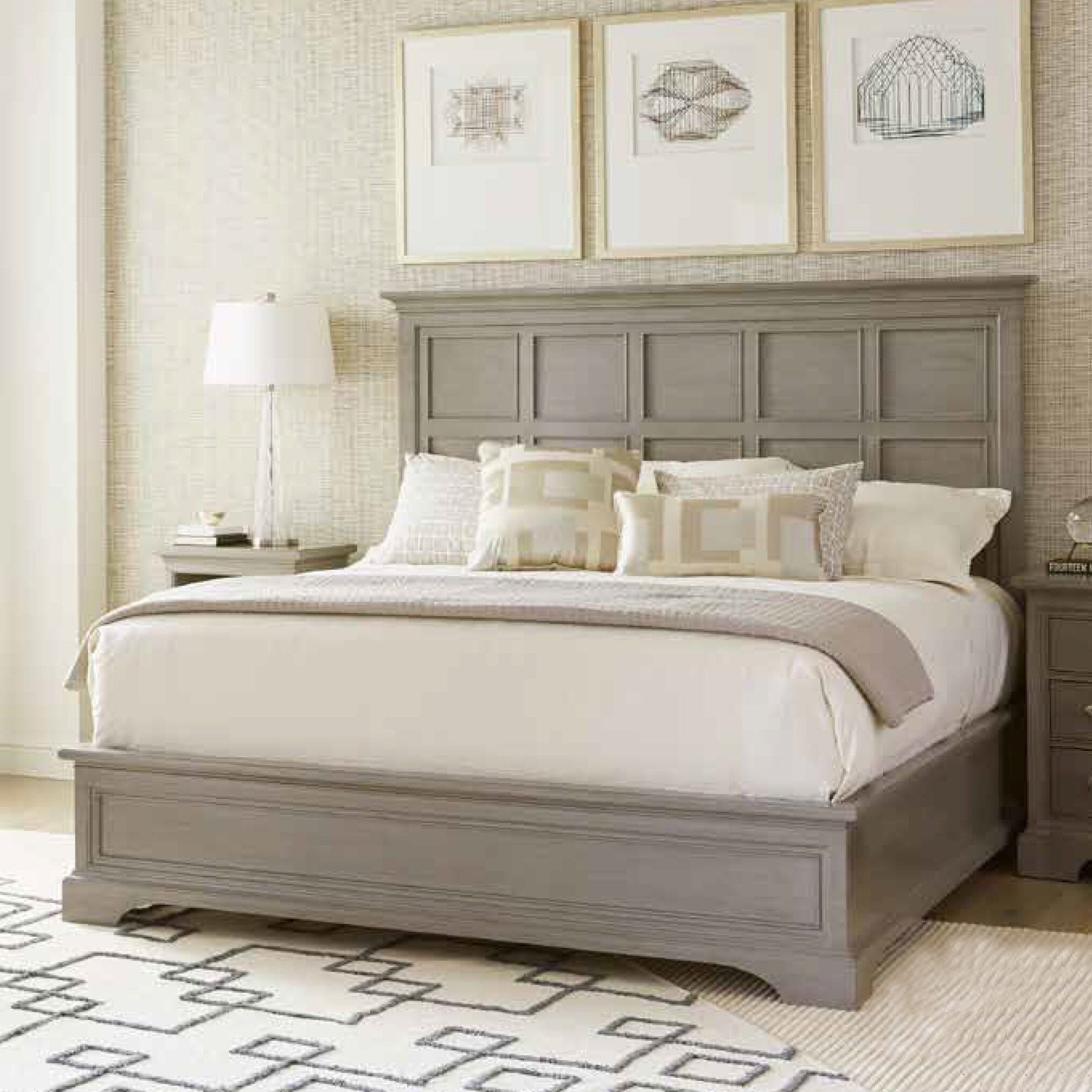 Best Stanley Transitional Panel Bed Reviews Wayfair With Pictures