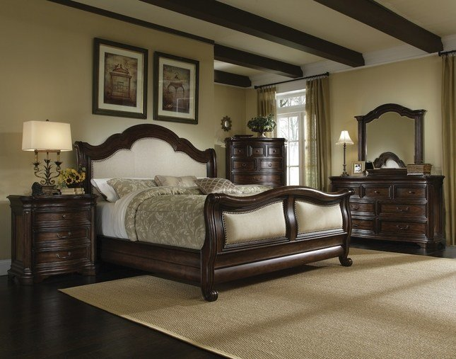 Best Coronado Colonial Spanish Style Bedroom Furniture Set 172000 With Pictures