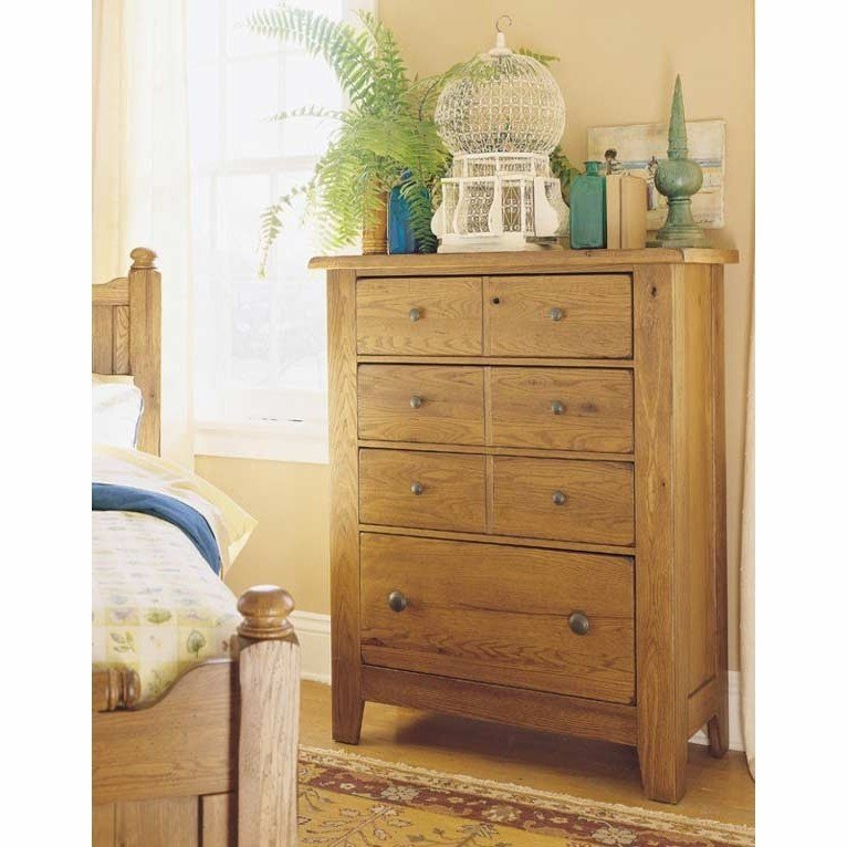 Best Broyhill Attic Heirlooms 4 Drawer Chest 4397 40Sv With Pictures