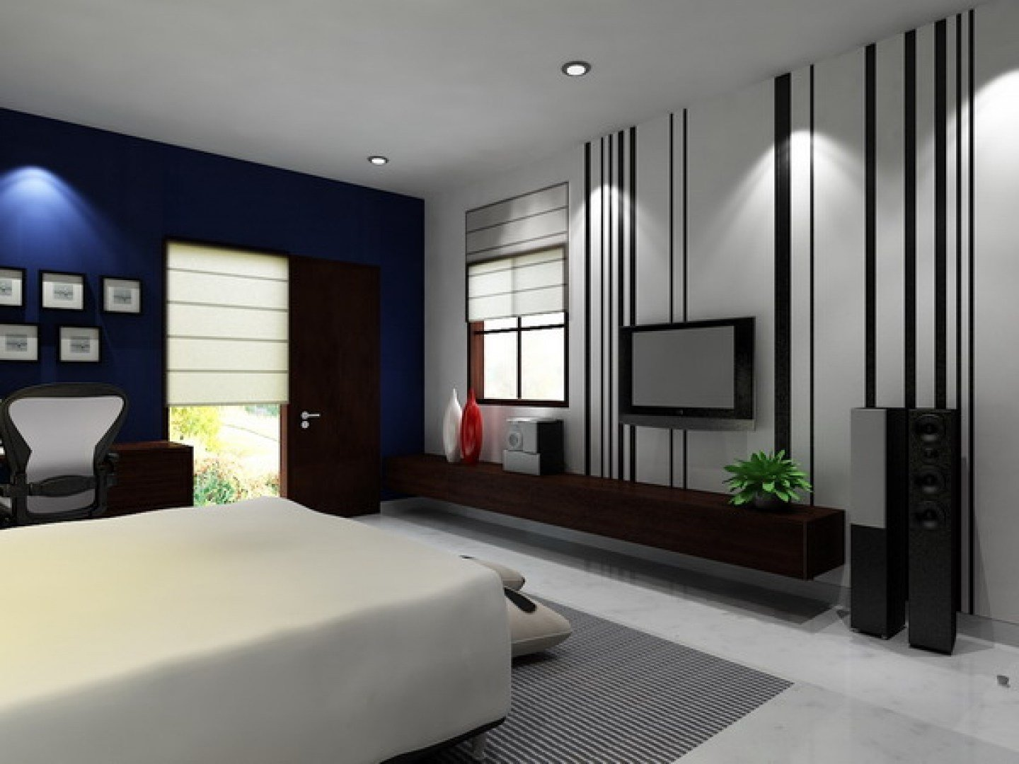 Best Modern Bedroom Design Ideas For Small Bedrooms With Pictures