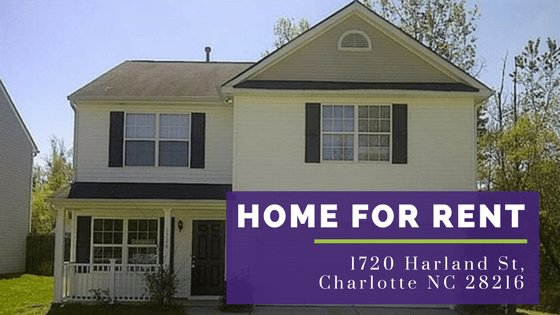Best 1720 Harland St Charlotte Nc 28216 Home For Rent – Charlotte Homes For Sale North Carolina With Pictures