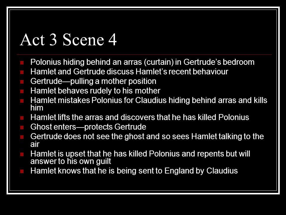 Best Hamlet Act Ppt Download With Pictures