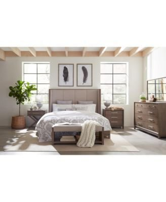 Best Furniture Rachael Ray Highline Upholstered Bedroom Furniture Collection Reviews Furniture With Pictures