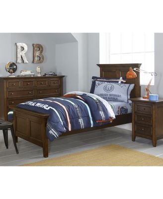 Best Furniture Matteo Kids Twin Bedroom Furniture Collection Created For Macy S Furniture Macy S With Pictures