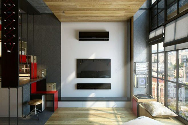 Best Weightlifter S 200 Sq Ft Micro Apartment Boasts Some With Pictures
