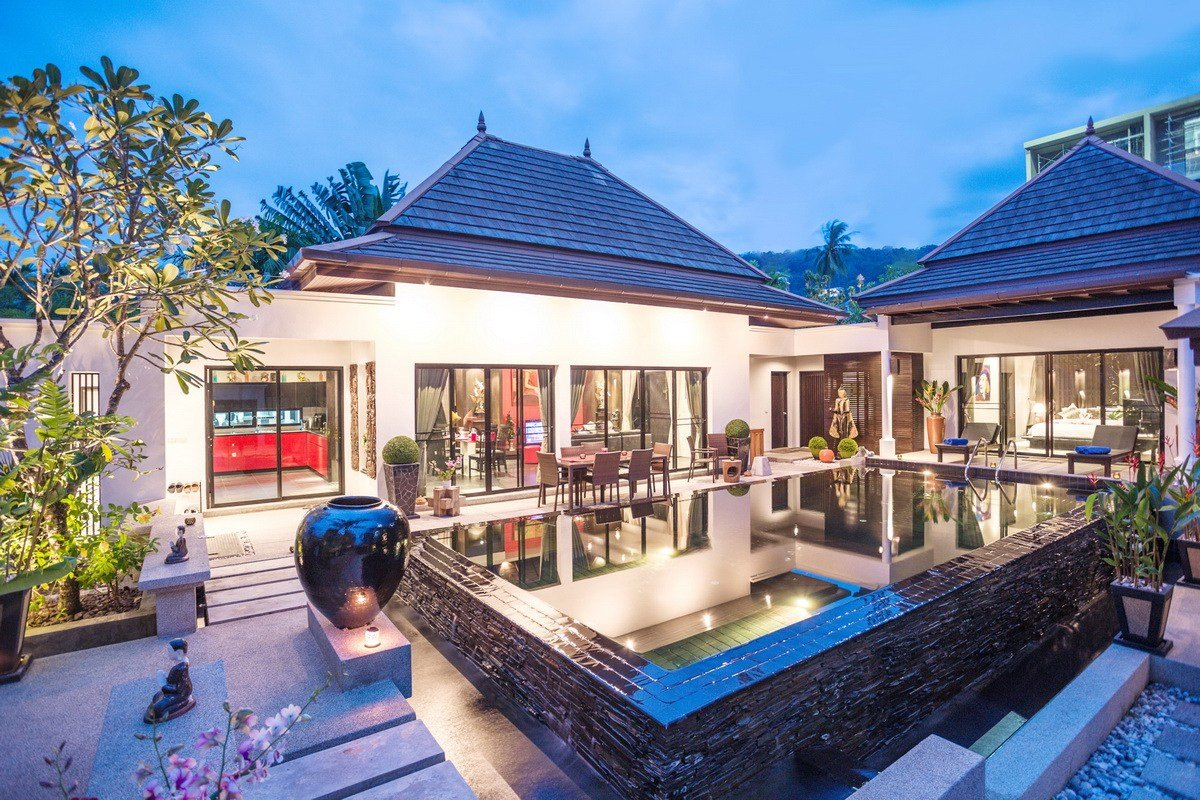 Best 3 Bedroom Beachfront Villa With Pool In Surin Beach With Pictures