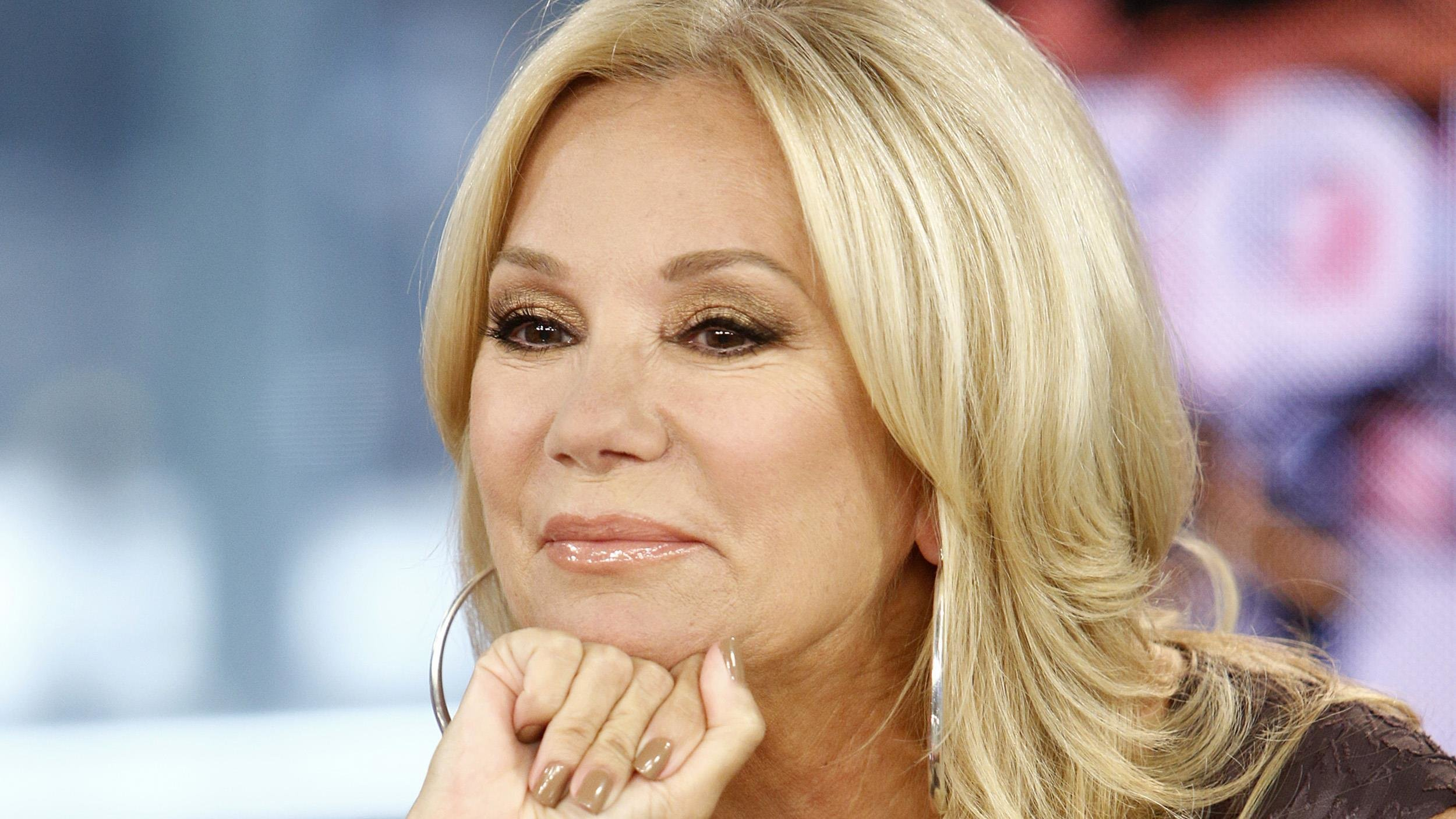 Free Kathie Lee Gifford S Eye Makeup Secrets Revealed In Wallpaper
