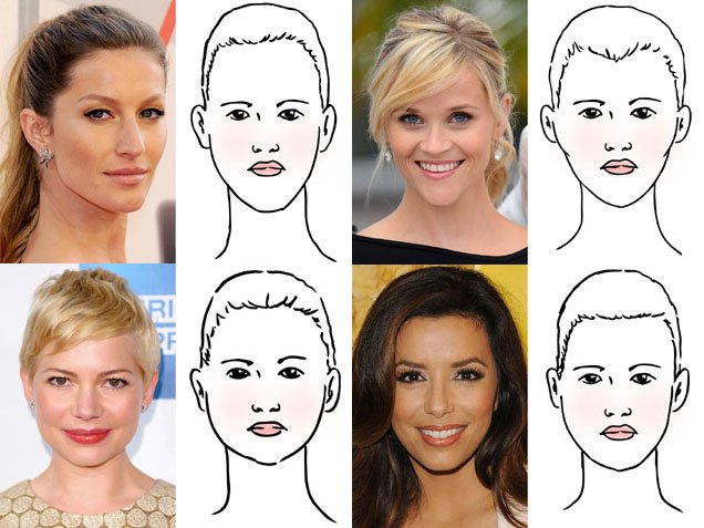 Free Hairstyles For Face Shape Find What Works For You Today Com Wallpaper