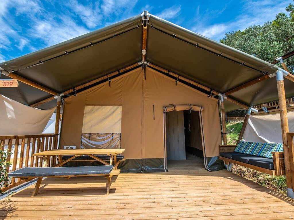 Best Two Bedroom Tent 4 2 – Campsite Arena One 99 Glamping With Pictures