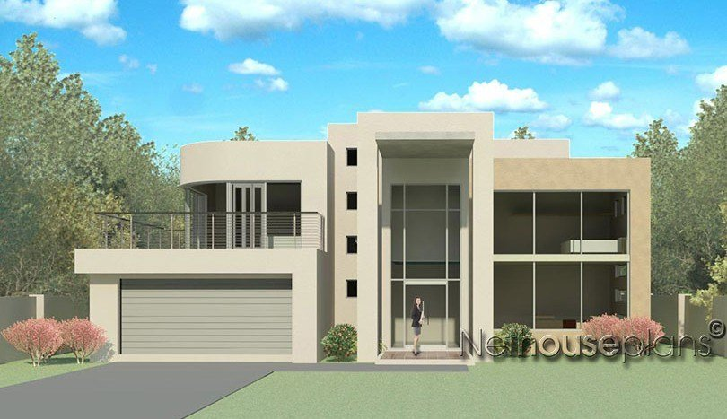 Best 4 Bedroom House Plan South Africa House Design With Pictures