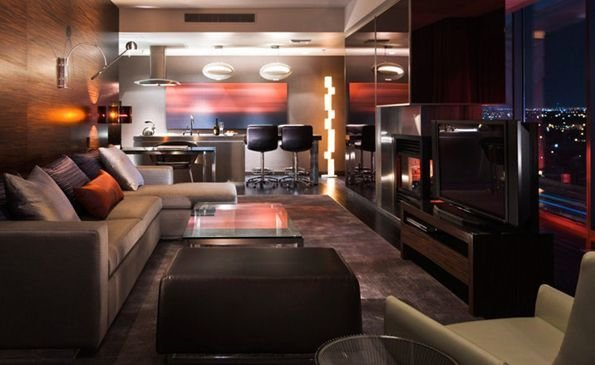 Best Palms Place Hotel Stunning Modern Giant Suite Amazing With Pictures