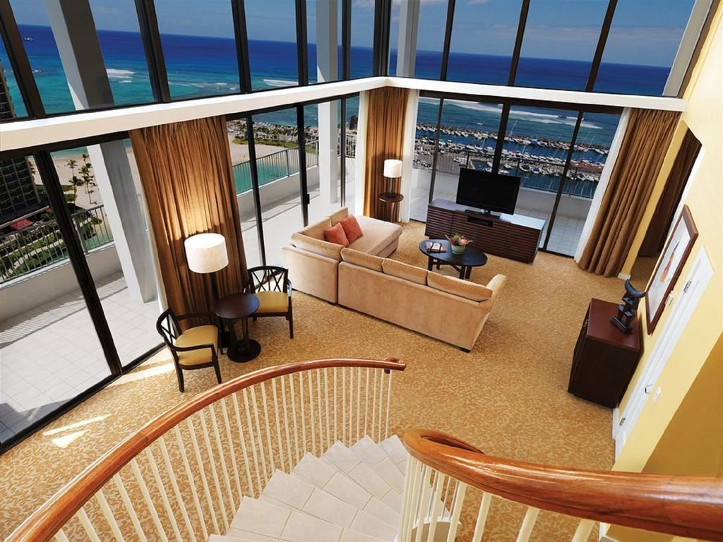 Best Two Story P*Nth**S* Unit At Hilton Hawaiian Homeaway With Pictures