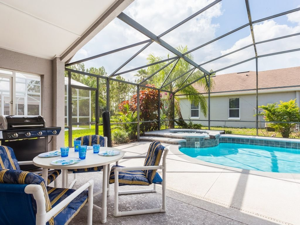 Best 3 Bedroom Villa W Private Pool Spa Near Disney With Pictures