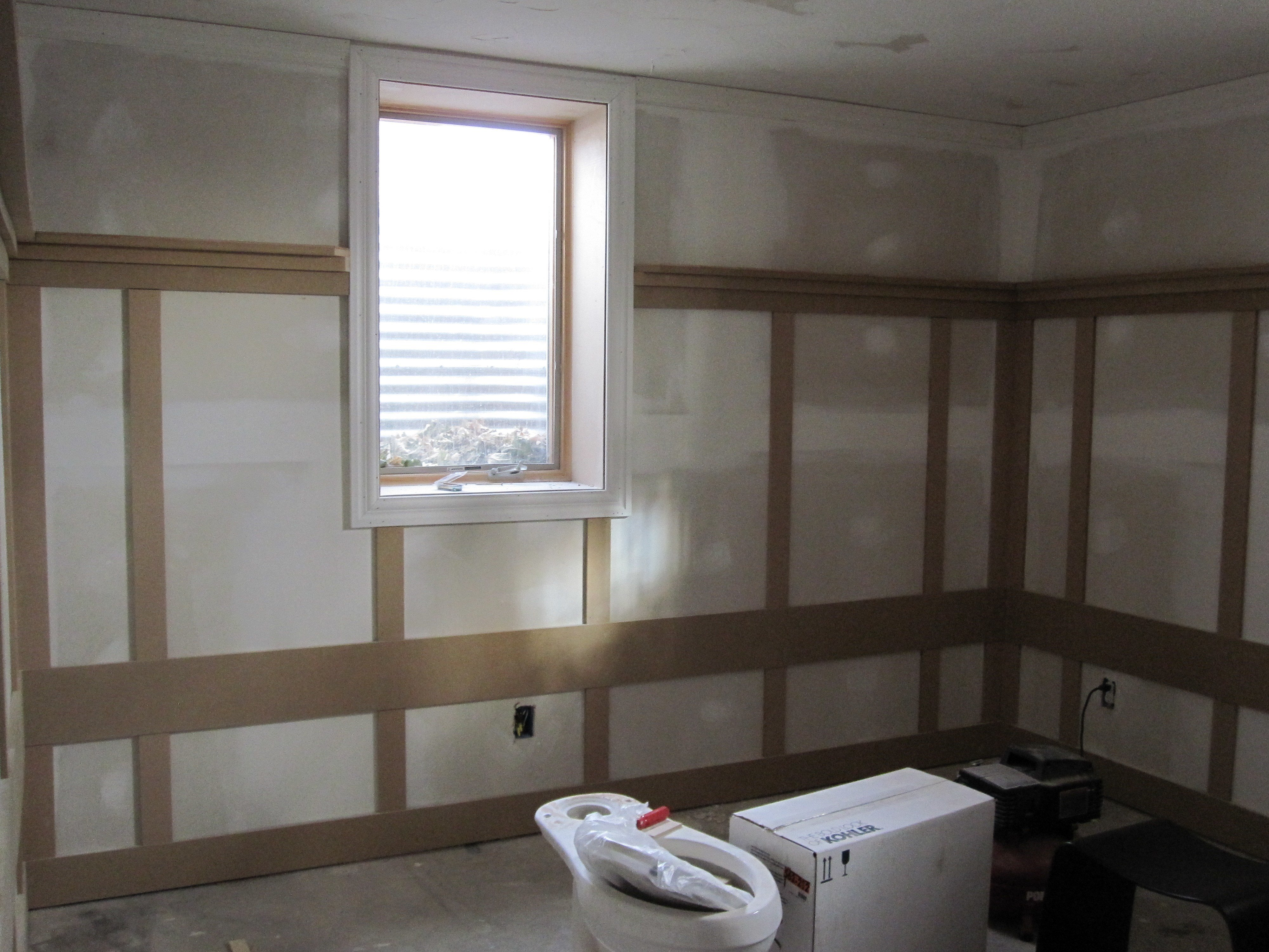 Best Basement Progress Small Bedroom With Pictures