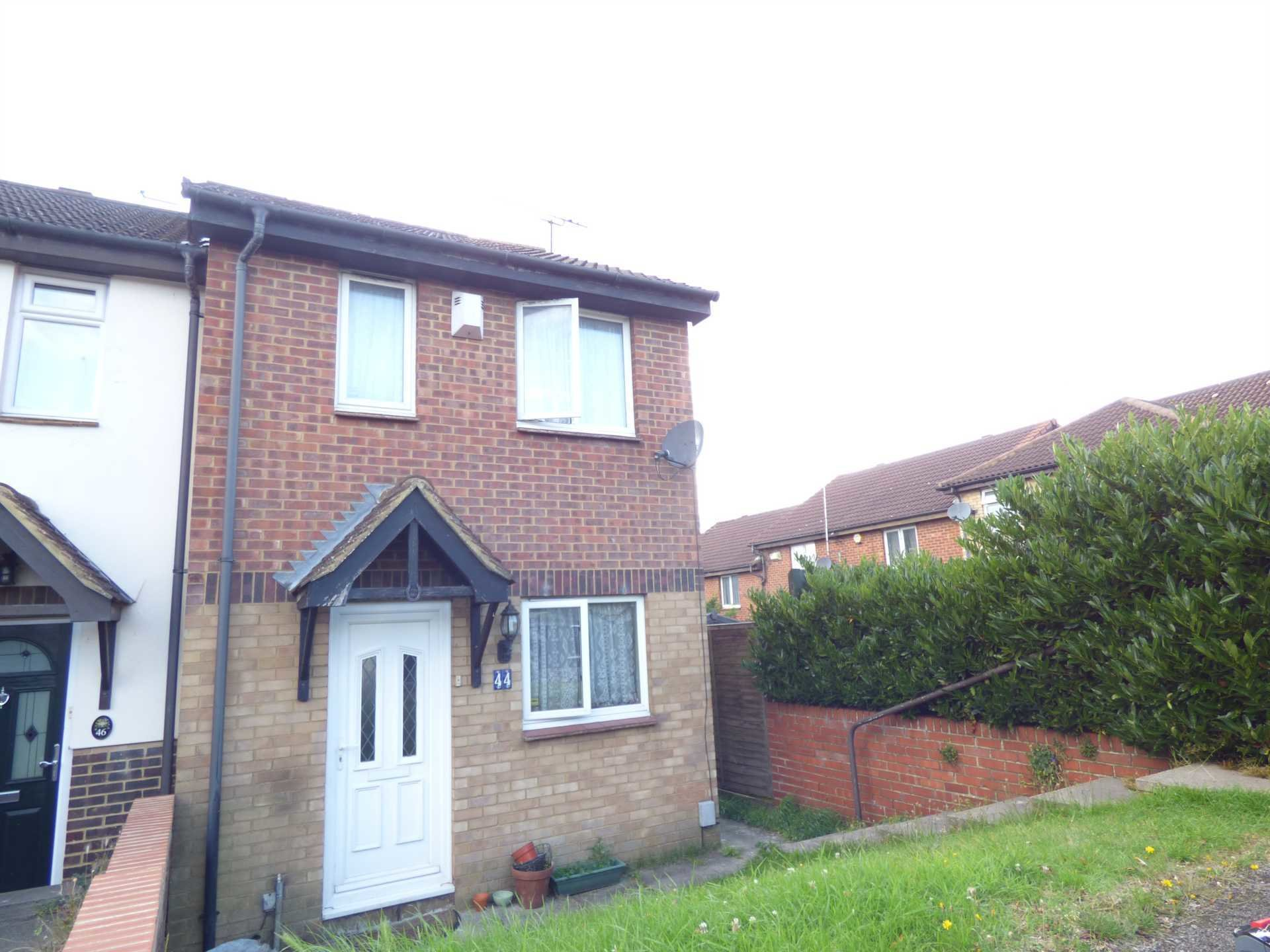 Best 2 Bedroom End Of Terrace House For Sale Coverdale Luton Lu4 9Jr With Pictures