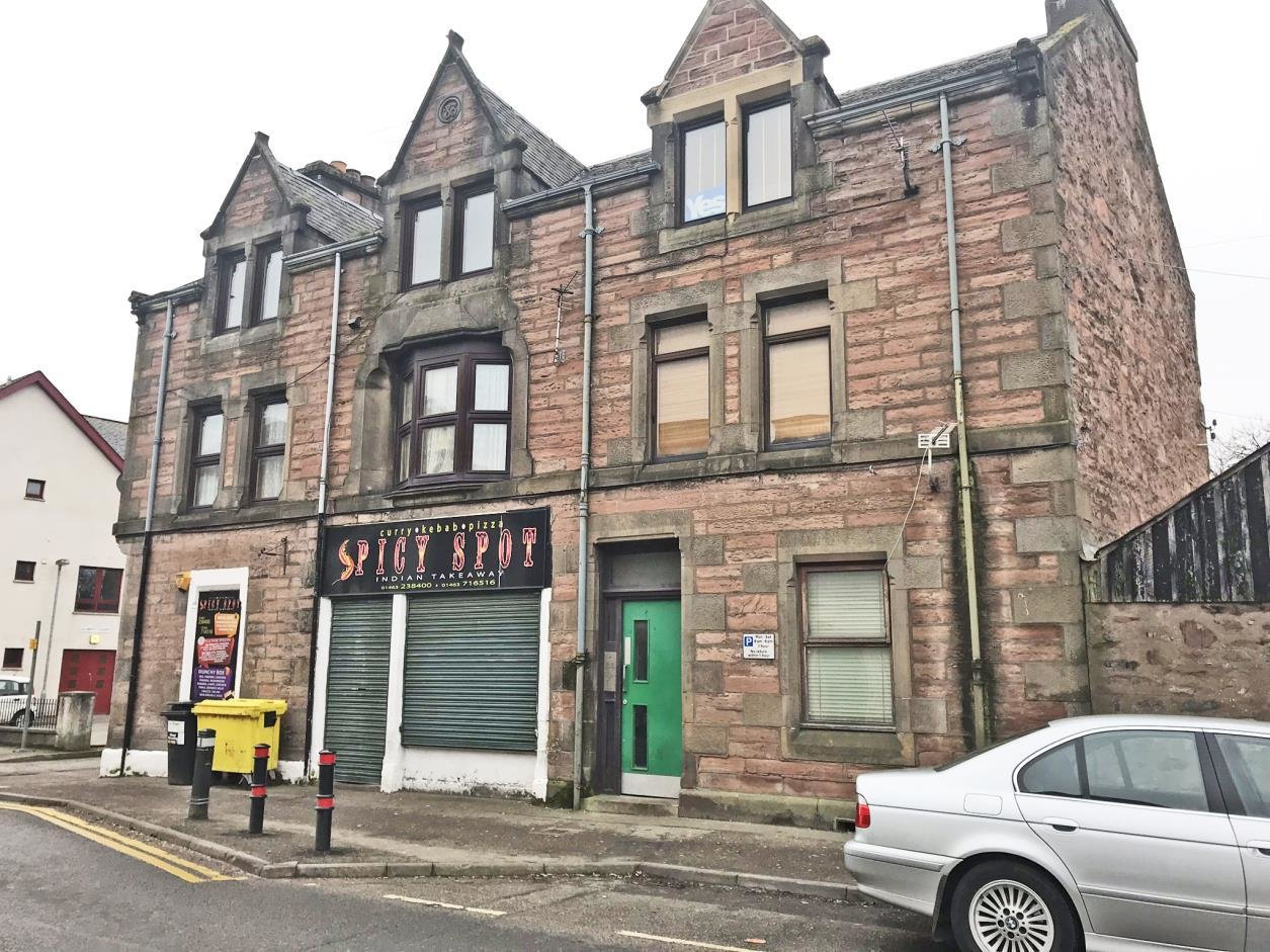 Best 1 Bedroom Flat To Rent Grant Street Inverness Iv Iv3 With Pictures