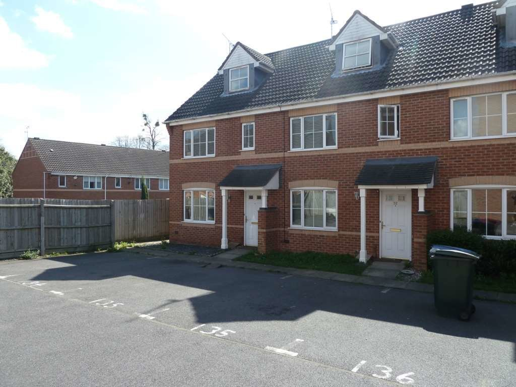 Best 3 Bedroom House To Rent Gillquart Way Parkside Coventry Cv Cv1 Cv12U With Pictures