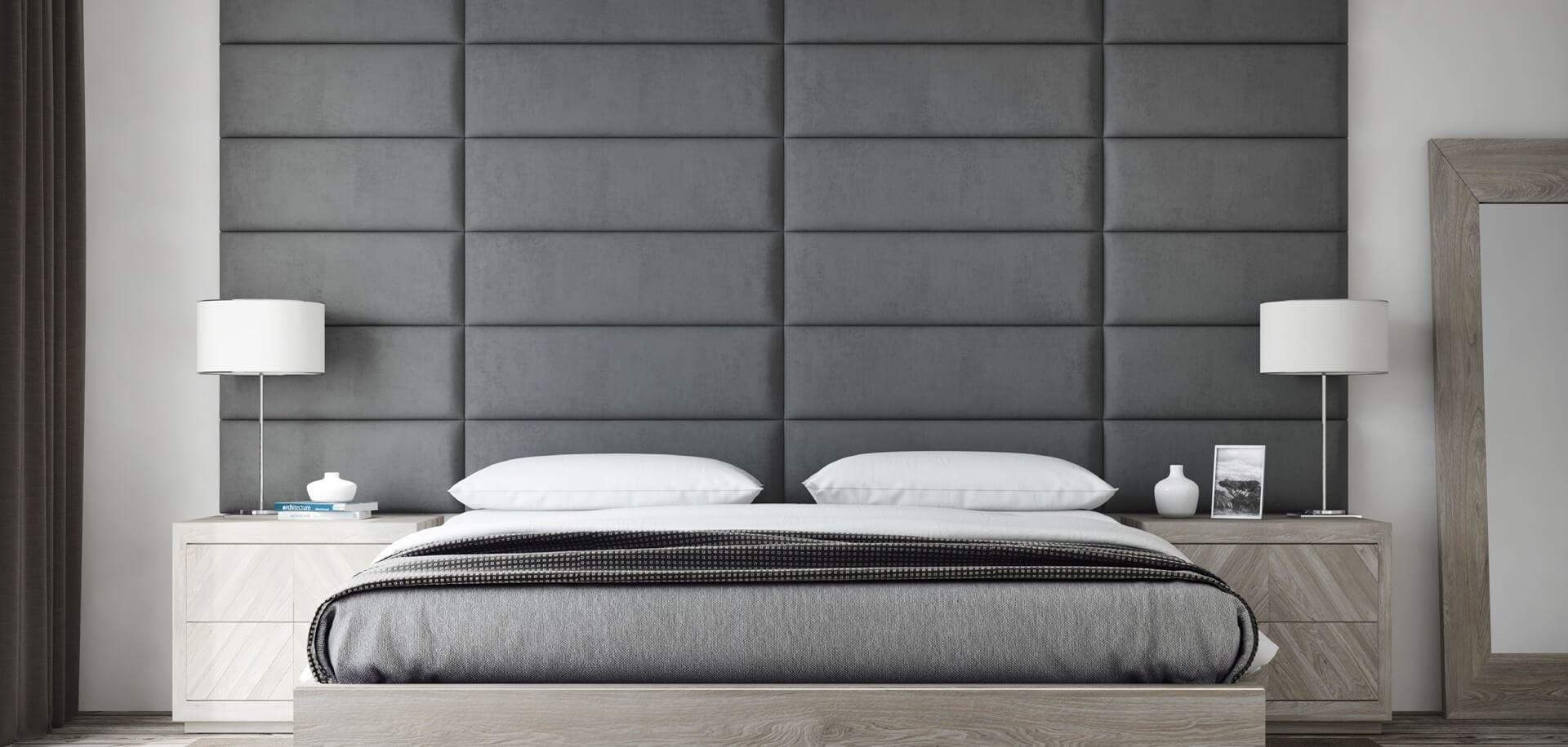 Best Vant Panels Upholstered Headboards That Click Wall Panels With Pictures