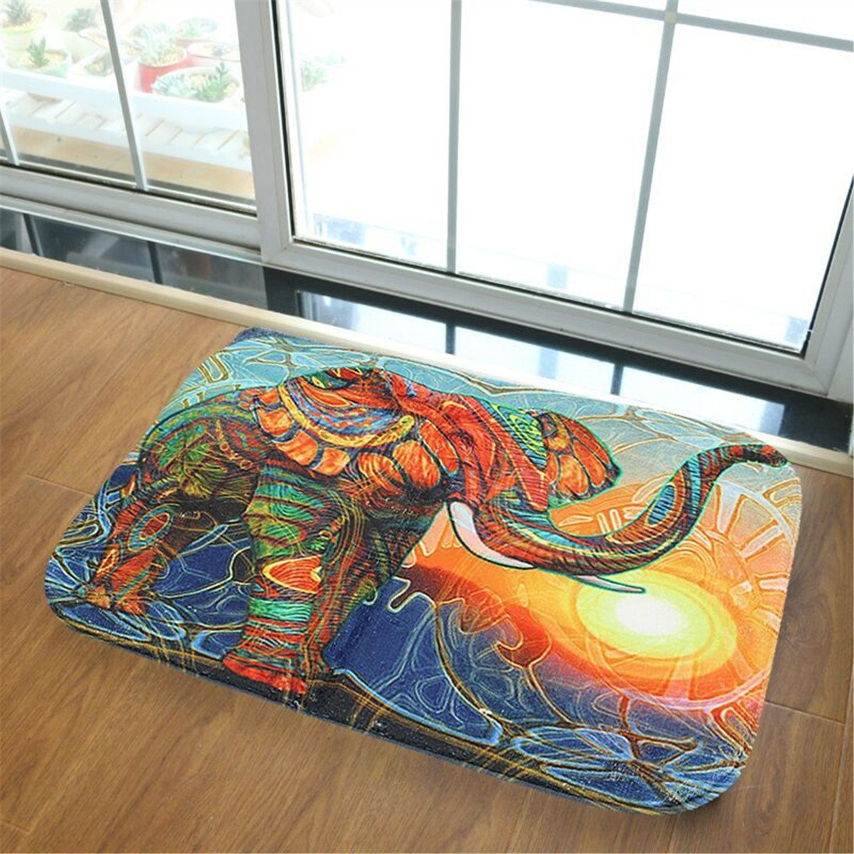 Best 40X60Cm Non Slip Absorbent Memory Foam Carpets Bath With Pictures