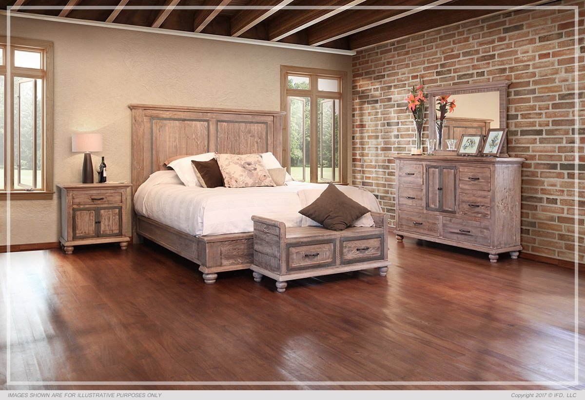 Best Praga Bedroom Set All American Furniture Buy 4 Less With Pictures