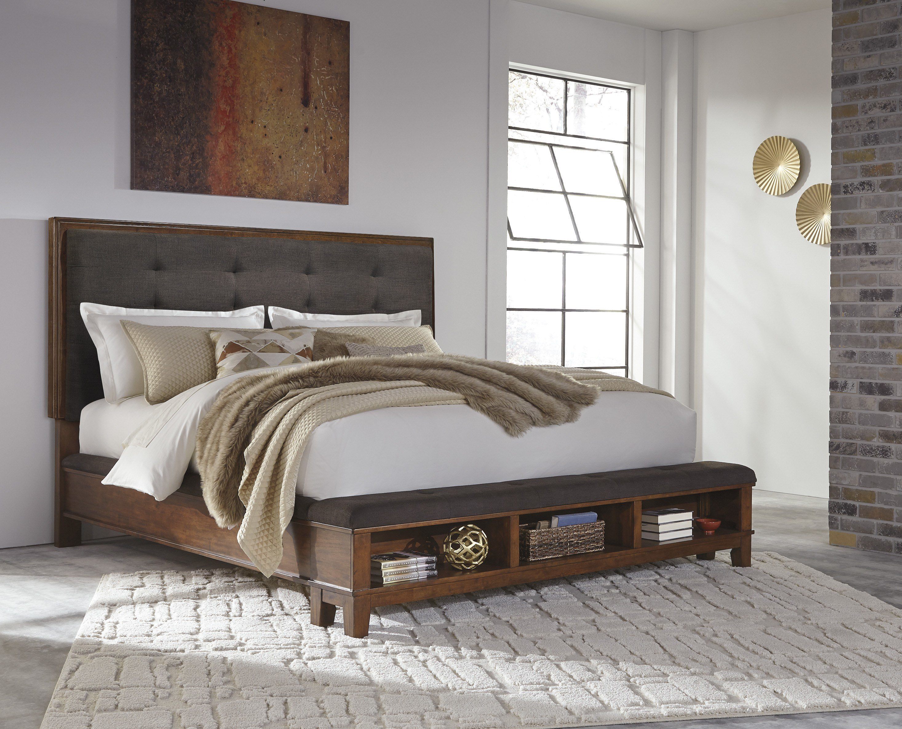 Best Ralene Bedroom Set All American Furniture Buy 4 Less With Pictures