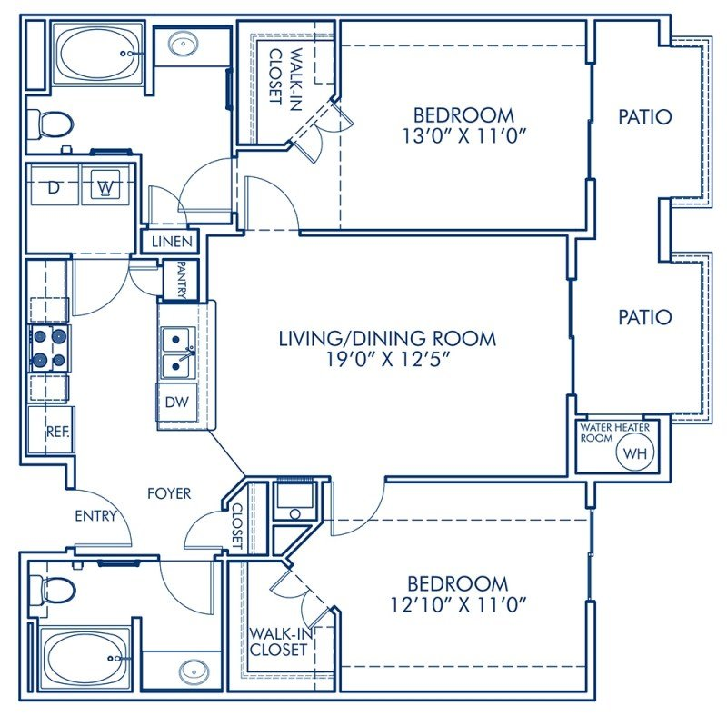 Best 1 2 3 Bedroom Apartments In San Marcos Ca Camden Old With Pictures