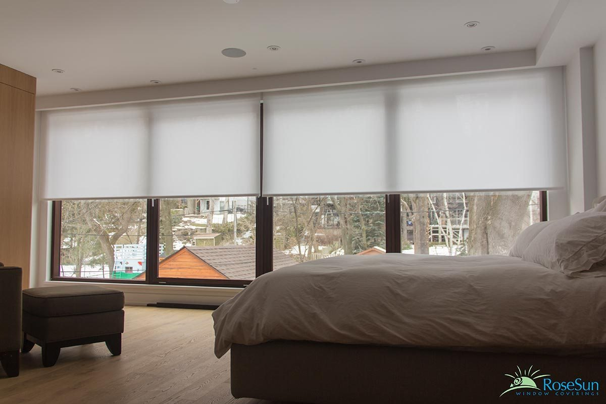 Best Automated Window Coverings Motorized Window Blinds And With Pictures