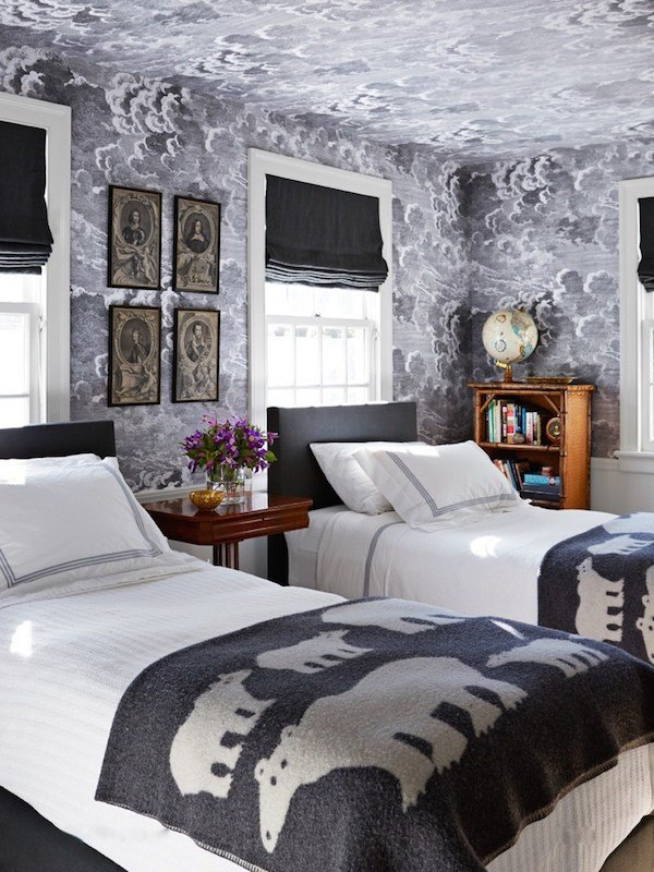 Best The Power Of Wallpaper In House Beautiful Quintessence With Pictures