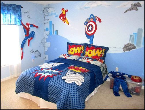 Best Decorating Theme Bedrooms Maries Manor Superhero With Pictures