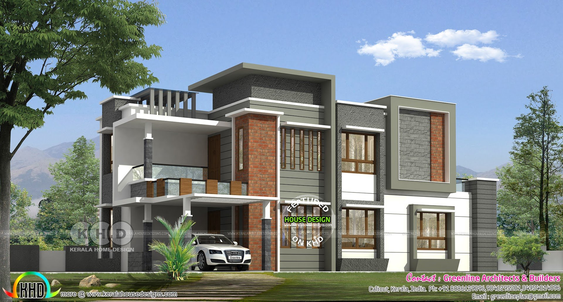 Best Kerala Home Design And Floor Plans With Pictures
