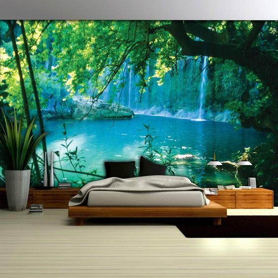 Best Fantasy 3D Wallpaper Designs For Living Room Bedroom Walls With Pictures