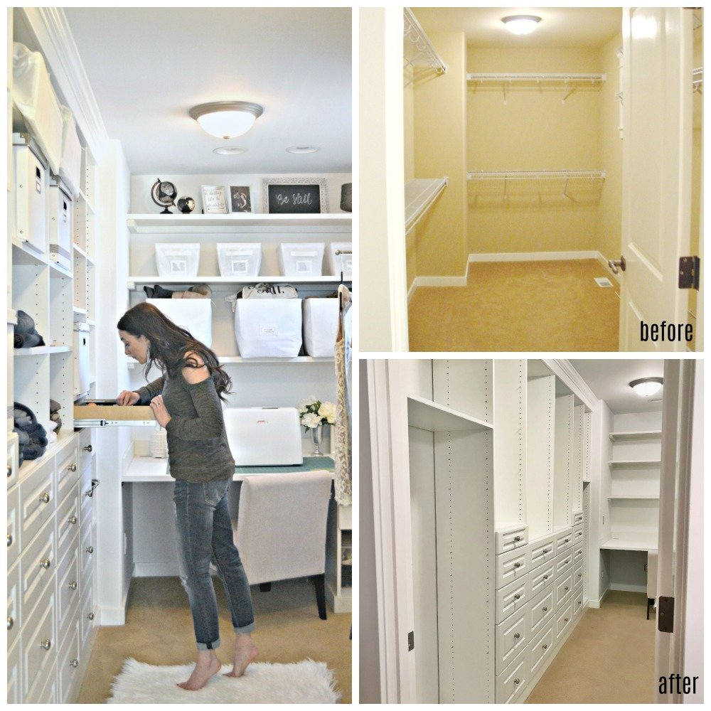 Best Master Bedroom Closet Diy Built In Transformation Rachel Teodoro With Pictures