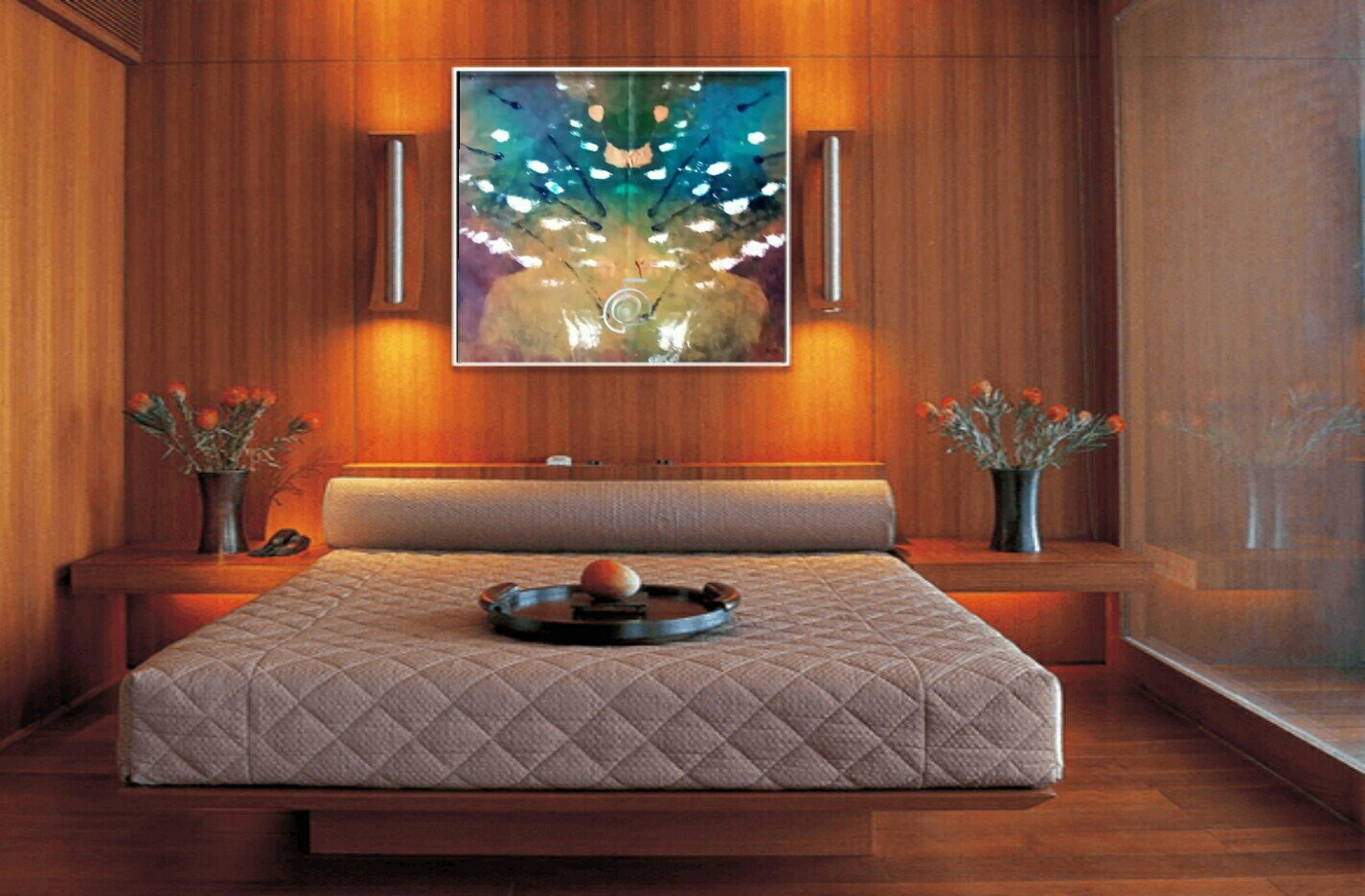 Best Feng Shui Simple Cures Yellow Art And Feng Shui Bedroom With Pictures