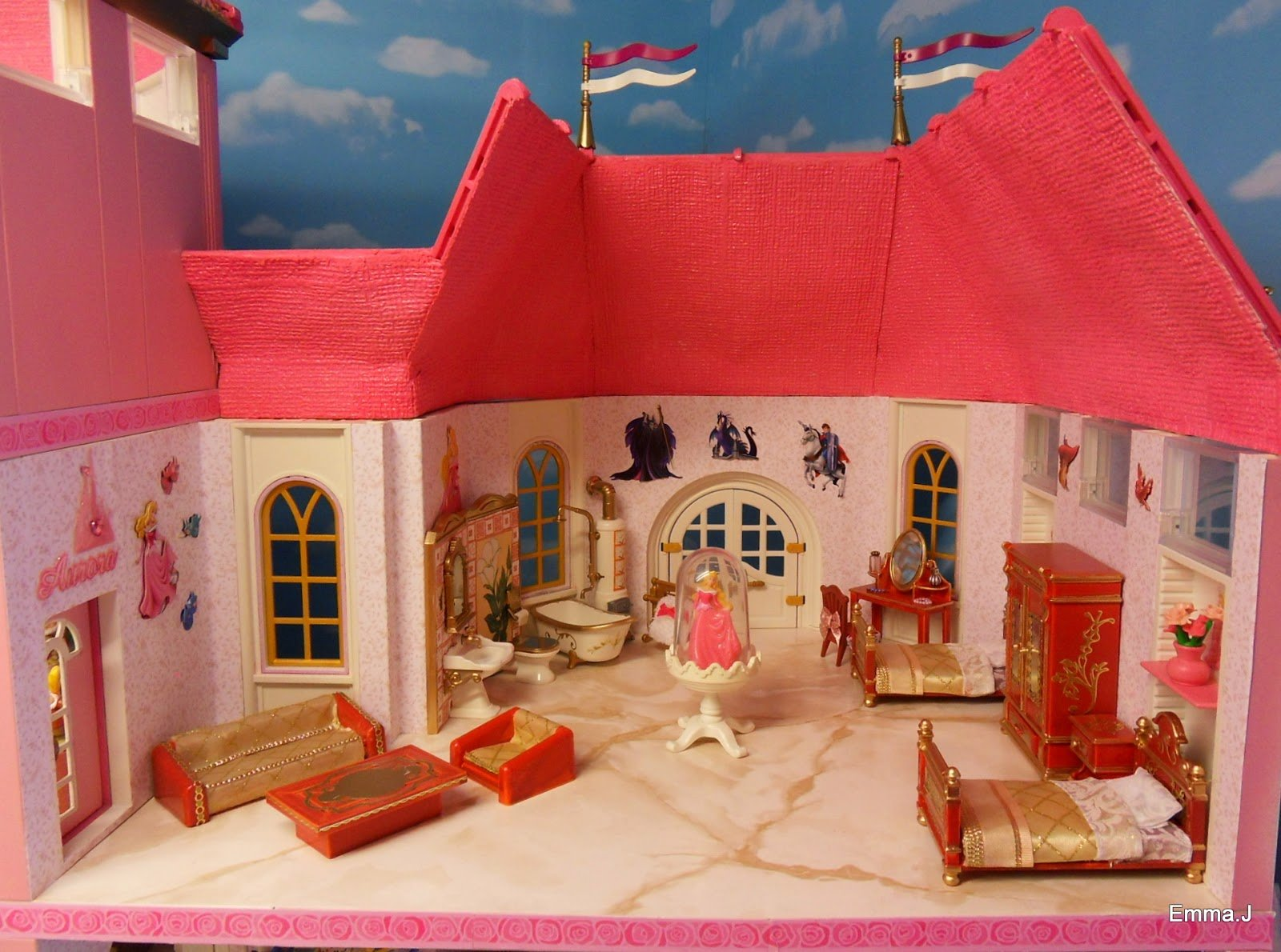 Best Disney Hotel Emma J S Playmobil With Pictures