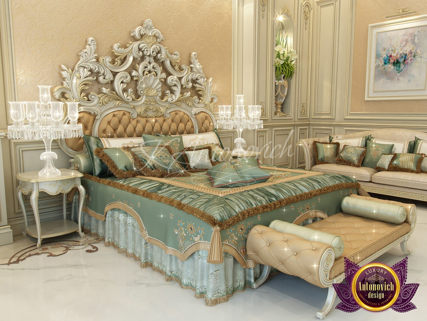 Best Gorgeous Master Bedroom Design With Pictures
