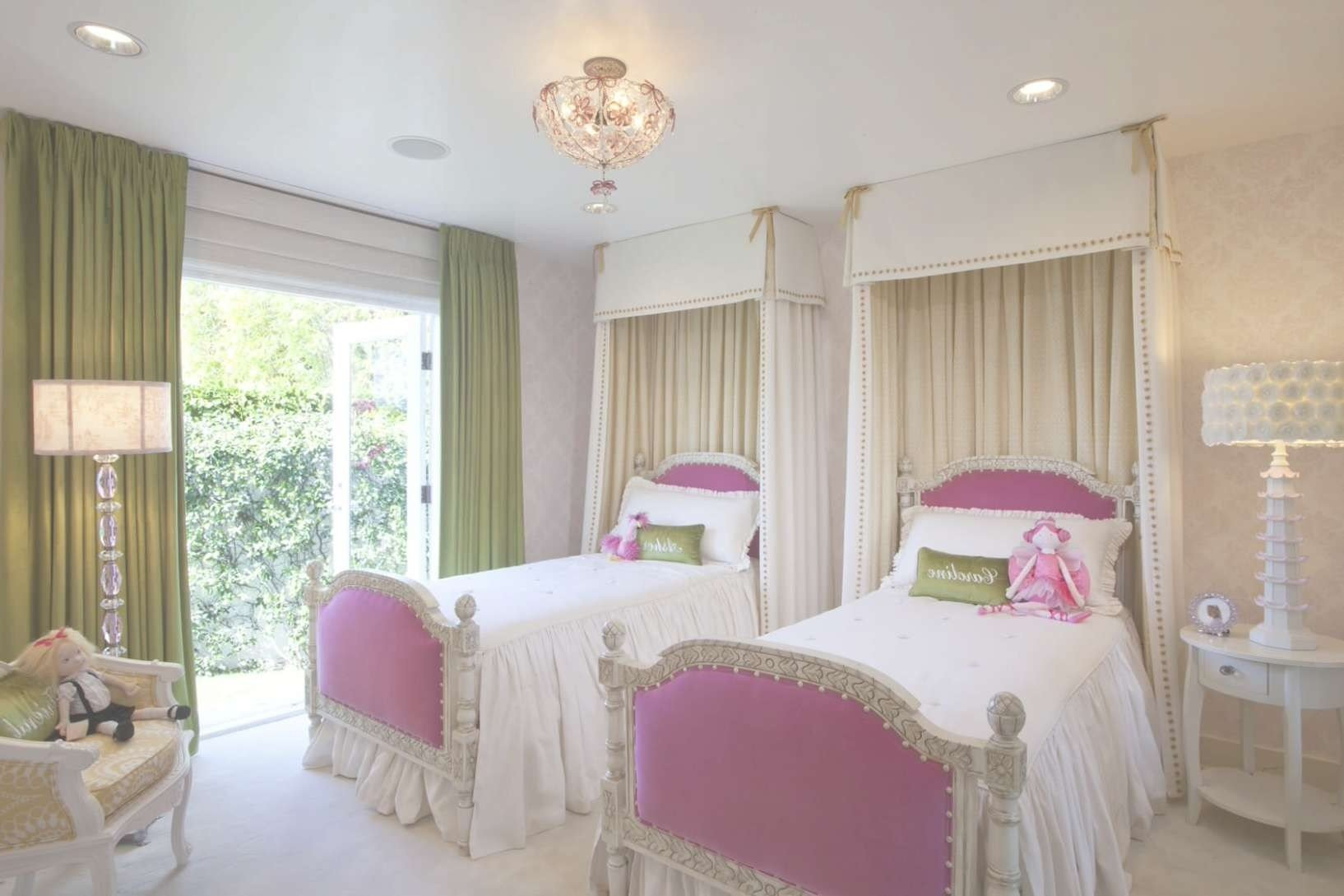 Best 45 Collection Of Girls Room Chandelier With Pictures