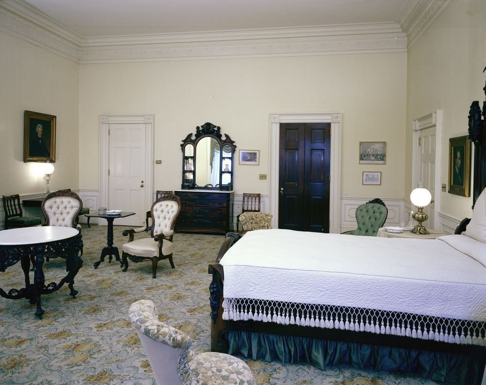 Best White House Rooms Red Room President's Bedroom Sitting With Pictures