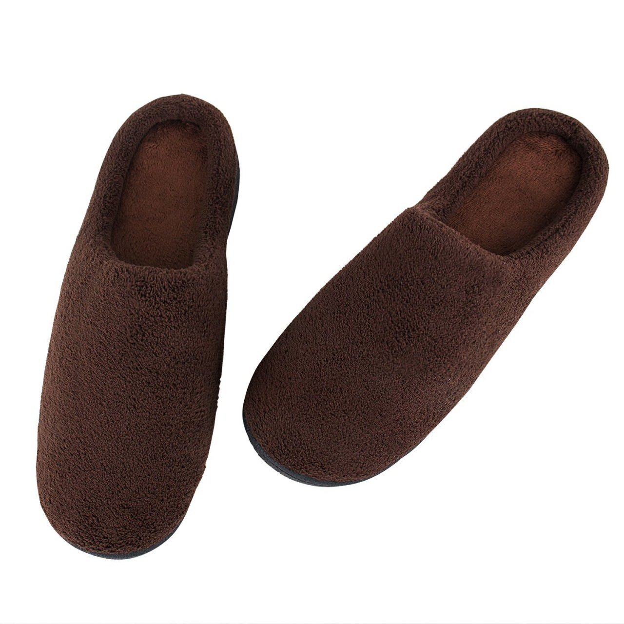 Best Mens Bedroom Slippers Mochi Mochi Men Brown Leather Brown With Pictures