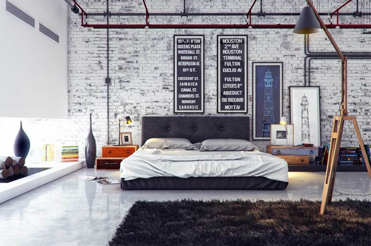 Best Industrial And Nautical Bedroom Design Styles Two With Pictures