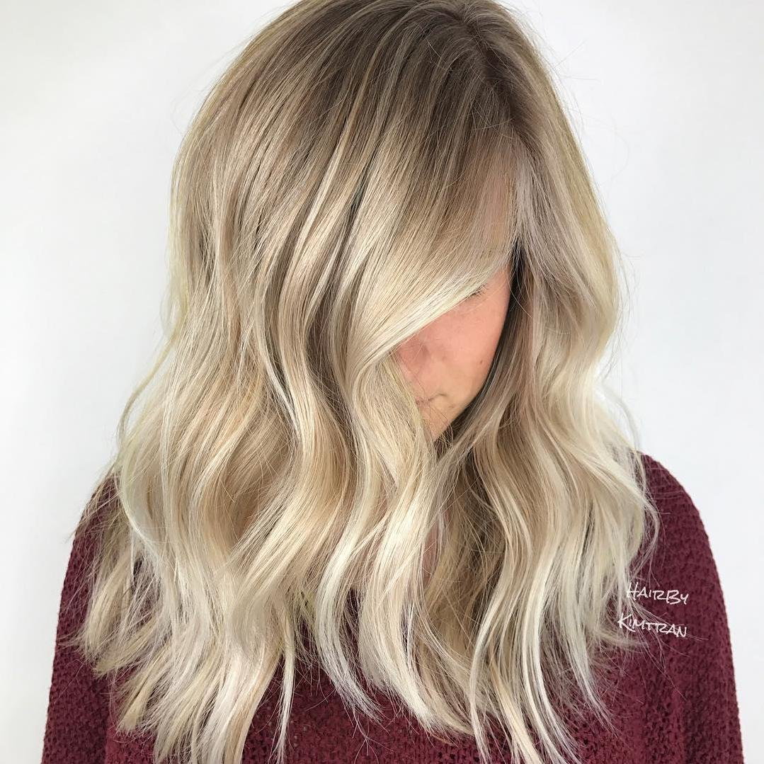 Free 7 Warm Toned Blonde Hair Colors From Honey To Bronde Wallpaper