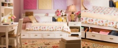 Best Pint Sized Kids Bedrooms A Girl Can Dream Raymour And Flanigan Furniture Design Center With Pictures