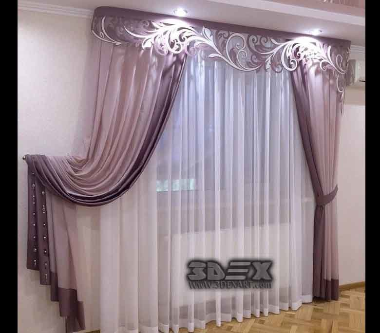 Best Curtain Designs For Bedrooms Curtains Ideas And With Pictures