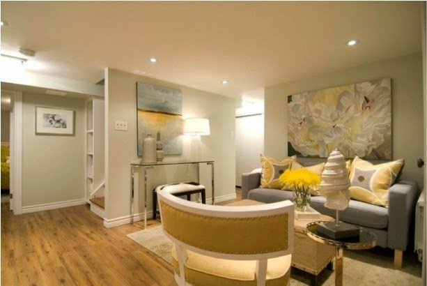Best Interior Paint Colors For Basements With Pictures