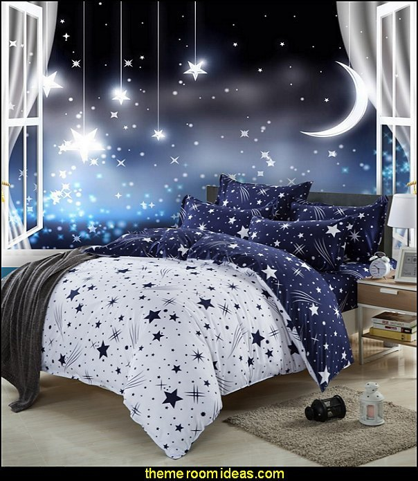 Best Decorating Theme Bedrooms Maries Manor Celestial Moon Stars Astrology Galaxy Theme With Pictures