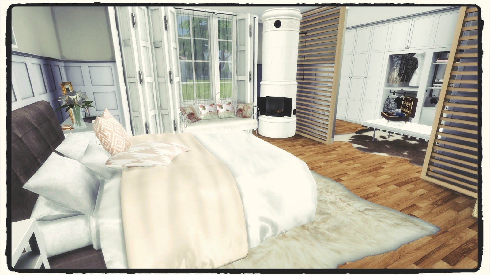 Best Sims 4 Bedroom With Closet Build Decoration Dinha With Pictures