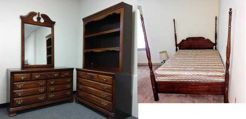 Best Commercial Interiors Full Size Bedroom Sets For Sale With Pictures