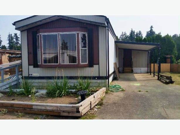 Best For Sale By Owner 3 Bedroom Mobile Home Esquimalt View With Pictures
