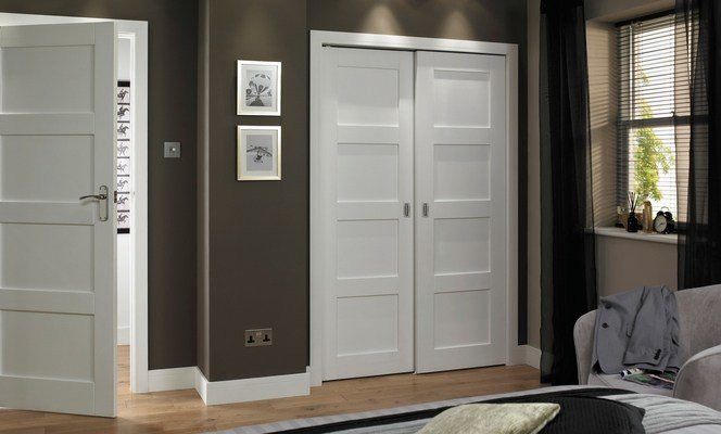 Best Bedroom Closet Door Ideas Advice Inspiration Howdens With Pictures